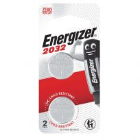 Energizer CR2032 Battery 3V Lithium 2 Pack
