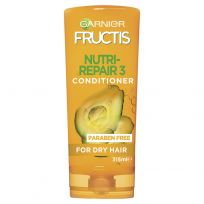 Garnier Fructis Nutri-Repair 3 Conditioner 315ml for Dry Hair