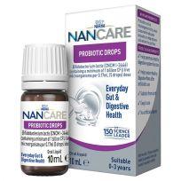 Nestle NAN CARE Probiotic Drops Gut & Digestive Health 10ml