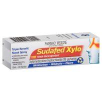 Sudafed Xylo Nasal Decongestant 10ml