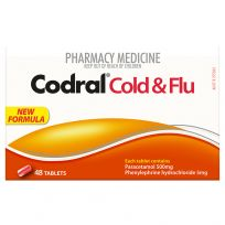 Codral PE Cold & Flu 48 Tablets