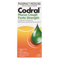 Codral Mucus Cough Forte Strength Berry 200ml