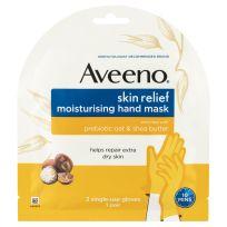 Aveeno Skin Relief Moisturising Hand Mask 1 Pair