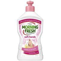 Morning Fresh Dishwashing Liquid Vanilla and Rose 350ml