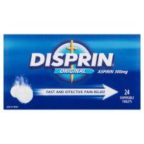 Disprin Original 24 Tablets