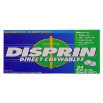 Disprin Direct 24 Chewable Tablets