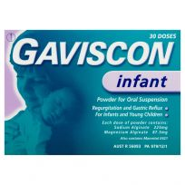Gaviscon Infant 30 Sachets