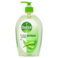 Dettol Instant Hand Sanitiser Refresh with Aloe Vera 500ml