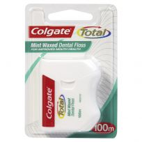 Colgate Total Dental Floss Mint 100m