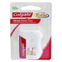 Colgate Dental Floss Waxed 50m