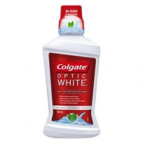 Colgate Mouthwash Optic White 500ml