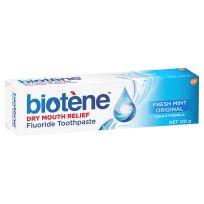 Biotene Dry Mouth Toothpaste Fresh Mint Original 120g