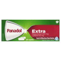 Panadol Extra Optizorb 20 Caplets
