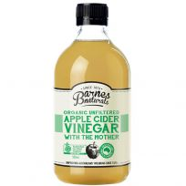 Barnes Apple Cider Vinegar with the Mother 500ml