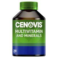 Cenovis Multivitamins & Minerals 200 Tablets