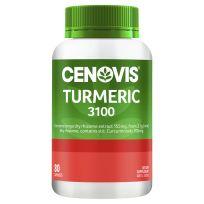 Cenovis Turmeric 3100mg 80 Capsules