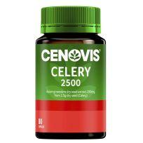 Cenovis Celery 2500mg 80 Capsules