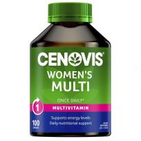 Cenovis Once Daily Women's Multivitamin 100 Capsules