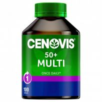 Cenovis Once Daily 50+ Multivitamin 100 Capsules