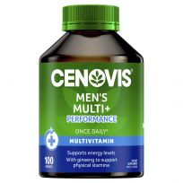 Cenovis Men's Multi + Performance 100 Capsules