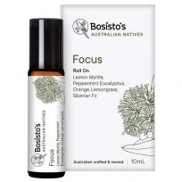 Bosisto's Native Focus Roll On 10ml
