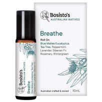 Bosisto's Native Breathe Roll On 10ml