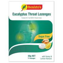 Bosisto's Sugar Free Eucalyptus Drops 17 Pack