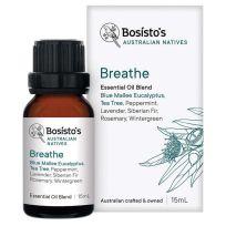 Bosisto's Native Breathe Oil 15ml