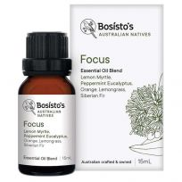 Bosisto's Native Focus Oil 15ml