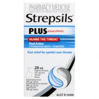 Strepsils Plus Anaesthetic Throat Spray 20ml