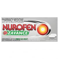 Nurofen Zavance Pain Relief Caplets 96 Pack