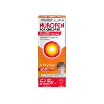 Nurofen For Children 5-12 Years Strawberry 200ml