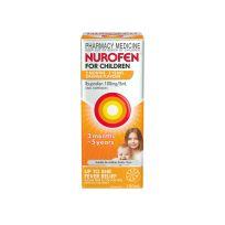 Nurofen For Children 3 Month - 5 Years Orange 100ml