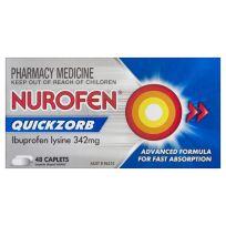 Nurofen Quickzorb 48 Caplets