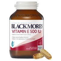Blackmores Vitamin E 500IU 150 Capsules