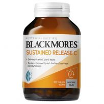 Blackmores Sustained Release Vitamin C 200 Tablets