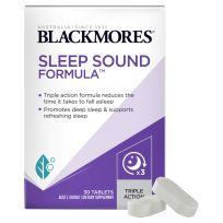 Blackmores Sleep Sound Formula 30 Tablets