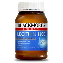 Blackmores Lecithin 1200mg 160 Capsules