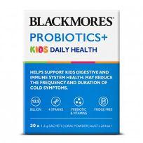 Blackmores Probiotics + Kids Daily Health 30 Sachets