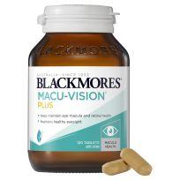 Blackmores Macu Vision Plus 120 Capsules