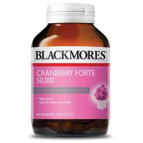 Blackmores Cranberry Forte 50,000mg 90 Capsules