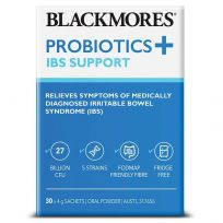 Blackmores Probiotics+ IBS Support 30 Sachets