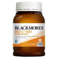 Blackmores Bio C 500mg Chewable 200 Tablets