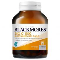 Blackmores Bio C Sustained Release 500mg 200  Tablets