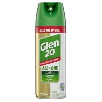 Glen 20 All-In-One Disinfectant Spray Original 300g