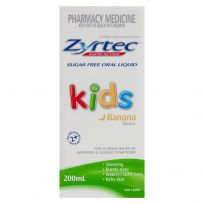 Zyrtec Kids Oral Liquid 200ml