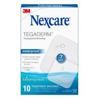 Nexcare Tegaderm Dressing Assorted 10 Pack