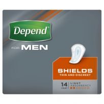Depend For Men Shields 14 Pack