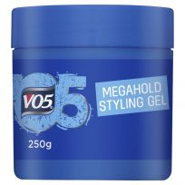 Vo5 Hair Styling Gel Tub Mega Hold 250g