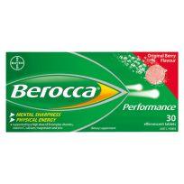 Berocca Performance Original Effervescent Tablets 30 Pack